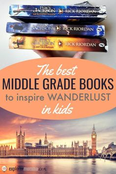 The best middle grade books to inspire wanderlust in kids, or us all! Middle grade and YA booklist for family travels. Parenting Books, Parenting Teens, Parenting Advice, Mom Advice, Road Trip With Kids, Travel With Kids, Family Travel, Ya Books, Books To Read