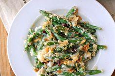 Lightened-Up Green Bean Casserole