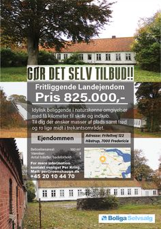 Frifeltvej 122, 7000 Fredericia - #landejendom #fredericia #selvsalg #boligsalg #boligdk