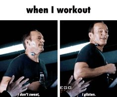 When I Workout