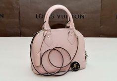 กระเป๋าหลุยส์ LV Alma BB Epi (สีชมพูซากุระ) สีใหม่ล่าสุดของใหม่พร้อมส่งค่ะ‼️ - Iris Shop
