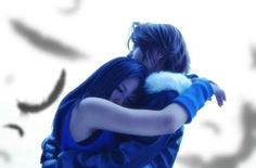 Rinoa Heartilly & Squall Leonhart (FFVIII)