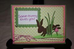 Cricut Nate's ABCs: rabbit, bunny