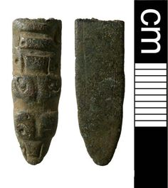 Record ID: NMS-C3E0E9 - EARLY MEDIEVAL strap end