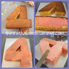 four cake two