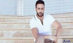Singer Tamer Ashour happy for his new…
