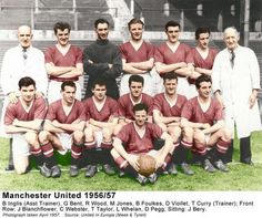 Manchester United Football Club 1956/57