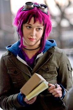 Mary Elizabeth Winstead in the movie ''Scott Pilgrim vs. the World'' (2010)