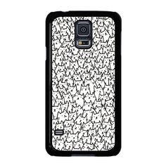 Pusheen The Cat Samsung Galaxy S5 Case