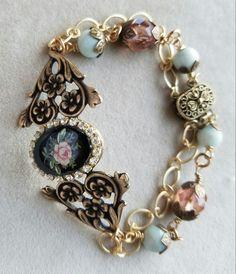 Brass bracelet Sarah's  friend