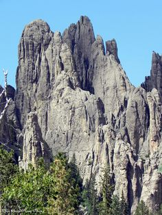"""The Needles"" in the Black Hills of South Dakota. I've been there twice, but really want to go back...soon!"