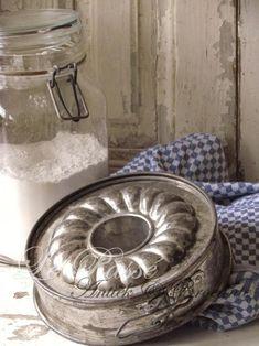 vintage tin ware