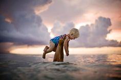Enfant-hors-de-leau-par-Jim-Erickson