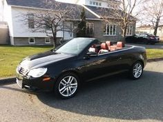 Convertible/Cabriolet Volkswagen EOS Highline 2010 Longueuil / South Shore Greater Montréal image 1