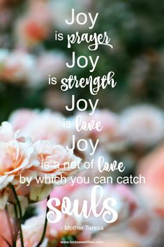 Joy - pure unadulterated joy! Totally magical and amazing happiness! What is joy? Is joy a fleeting random moment or do we choose joy? While you contemplate these philosophical questions and the meaning of joy, get this FREE printable, suitable for framing, and other inspirational quotes at www.tootsweet4two.com.