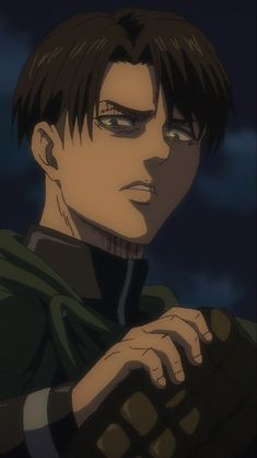 Manga Anime, Anime Guys, Anime People, Anime Art, Attack On Titan Aesthetic, Attack On Titan Levi, Captain Levi, Aesthetic Anime, Anime Characters