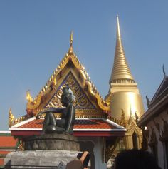 The Grand Palace, Thailand 2010