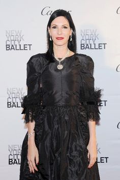 Jill Kargman at the New York City Ballet 2015 Fall Fashion Gala