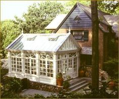 classic conservatory - 2 of 8 #conservatorygreenhouse