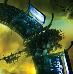 Hot Damn, this Dead Space concept art is stunning