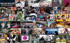 #Democrazia #caos #babele #propaganda #FalseIdeologie #Ideologie #TV #Mode #selfie #illusioni #Occidente