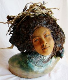 Nesting  Figurative Sculpture by Tonja Sell by TonjaSell on Etsy, $350.00