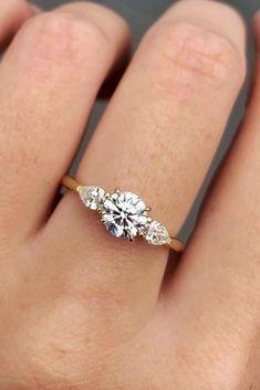 27 Incredibly Beautiful Diamond Engagement Rings