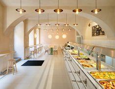 Vegan Life canteen is a calming sanctuary in Prague