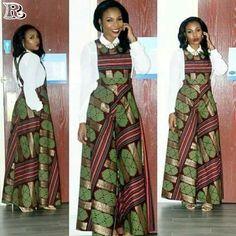 50+ Premium Pants, African Print Wide Leg Pants - Reny styles