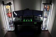 Este es un buen espacio para Gaming.
