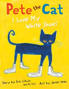 Library Lessons: Pete the Cat