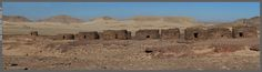 Dahab lover's blog: Sinai adventure: Nawamis - Mysterious stone buildings in the Sinai desert
