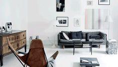 The lovely Copenhagen apartment of an architect