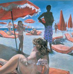 Eric Fischl | St. Tropez, 1982