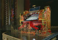 """Bertha,"" the Alabama Theatre's Mighty Wurlitzer, Birmingham, Alabama."