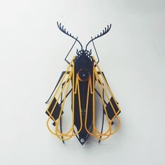 Excited to share a sneak peak at some paper cut moth prototypes based on my moths I created with Processing & Hypeframework. More to follow soon!
