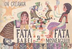 Anemone: Albin Stanescu - Fata babei si Fata mosneagului