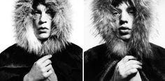 Fotógrafo recrea imágenes históricas con John Malkovich como modelo