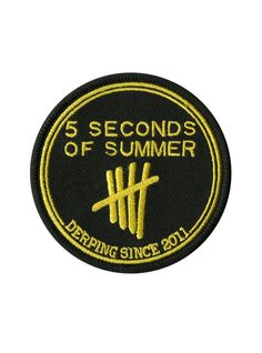 5SOS: Woven Patch