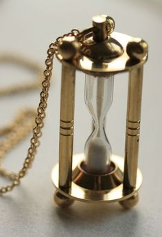 Hourglass Necklace ♥