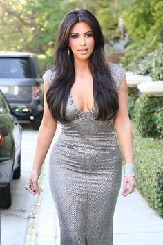 Picture of Kim Kardashian Kim Kardashian Images, Estilo Kardashian, Kardashian Beauty, Kim Kardashian Hair, Kardashian Style, Kardashian Jenner, Kim And Kourtney, Hollywood Actresses, Gorgeous Women