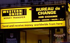 25. A clear example of the decline of the telegraph can be seen in the company Western Union. When I was a girl, Western Union, WU, was a prosperous business. It is this company that creates the Transcontinental telegraph line and its yellow telegram envelopes that define an era. In 2006, WU did away with the telegram business in favor of money transfers because telegraph could not compete with other communication devices. What a strange time we live in..
