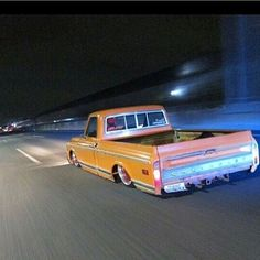 Hot Wheels - Sweet Chevrolet C10 doing its thing rolling low, can't beat that action, photo via @hotrodhemi31 . #chevrolet #gmc #c10 #...