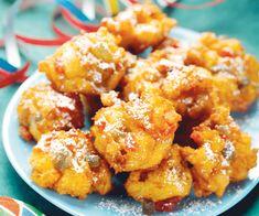 Voici une recette facile pour réaliser de délicieux beignets aux fruits confits. Parfaits pour le goûter ou en dessert.