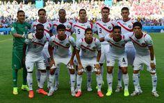 100% orgullosa de ser Tica! Mi sele goleando a equipos que han sido campeones mundiales... Tanto q dijeron: Grupo de la muerte! Si, muerte de todos, menos de mi Costa Rica! No nos subestimen! #Brasil2014