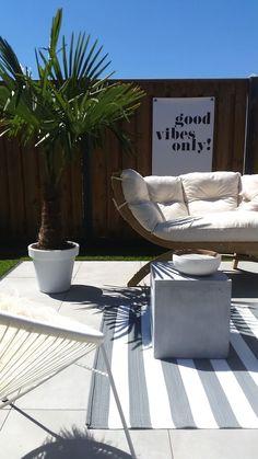 StyledbyEve: Welcome to Ibiza! | Kijkje in onze nieuwe tuin