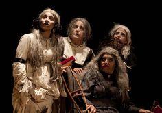 Teatrólicos. Escenificación obras. Las Bernardas Valladolid