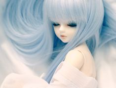 Blog das Otomes: Ball-Jointed Doll