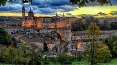 Pasquetta nel centro storico di Urbino - Patrimonio Unesco da gustare #CentroStorico, #Gastronomia, #Marche, #Pasquetta, #Tour, #Unesco, #Urbino http://travel.cudriec.com/?p=2163