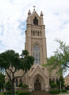 St Patrick's Catholic Church Galveston, Texas by jmirah                                                                                                                                                                                 More